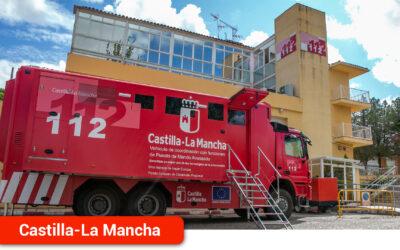 El Gobierno regional reduce el nivel del METEOCAM a alerta en Albacete, Ciudad Real y Cuenca y sigue en emergencia 2 en Toledo y Guadalajara