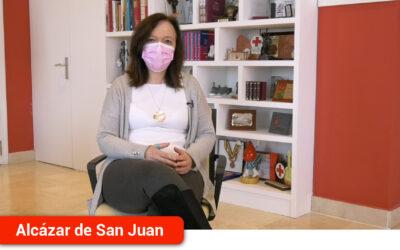 El temporal Filomena, el cierre de la hostelería, el cuidado a la Educación y la reforestación de Piédrola, aspectos analizados por la alcaldesa de Alcázar de San Juan