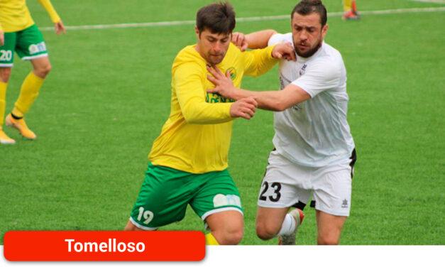 El Atlético Tomelloso suma su tercera victoria consecutiva frente al AD Campillo