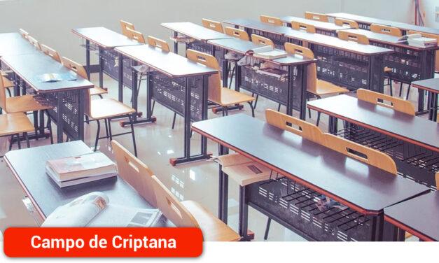 16 de febrero, 30 abril y 28 de mayo fechas propuestas para recuperar las jornadas lectivas suspendidas por Filomena