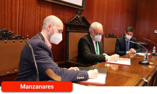 El Ayuntamiento y la Asociación Empresarial de Manzanares suman esfuerzos
