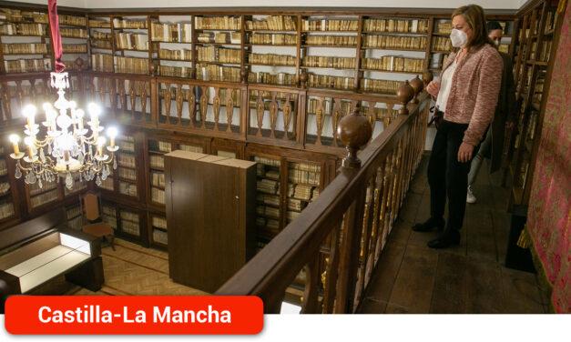 Remodelación de espacios y mejoras en la Biblioteca de Castilla-La Mancha para hacerla más accesible y confortable a los usuarios