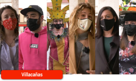 Unas calles casi desiertas añoran el Carnaval más variopinto y popular de La Mancha