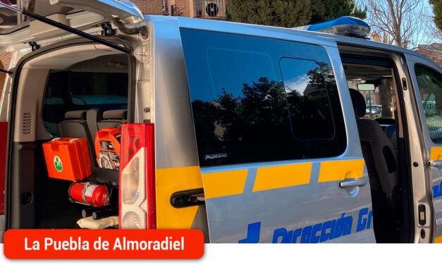 La DGT cede un vehículo oficial al Ayuntamiento para intensificar la vigilancia del tráfico