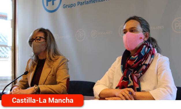 """El GPP denuncia que las Cortes Regionales están al """"servicio de Page"""" que """"impide"""" la actividad parlamentaria con la """"complicidad"""" de Bellido"""