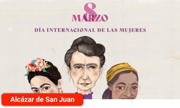 Visibilización de la mujer como referente en la cultura y el arte para conmemorar el Día Internacional de la Mujer