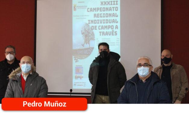 Presentado el XXXIII Campeonato Regional de Campo a Través
