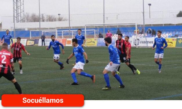 La UD Socuéllamos pierde por la mínima en su encuentro frente a la UD Melilla