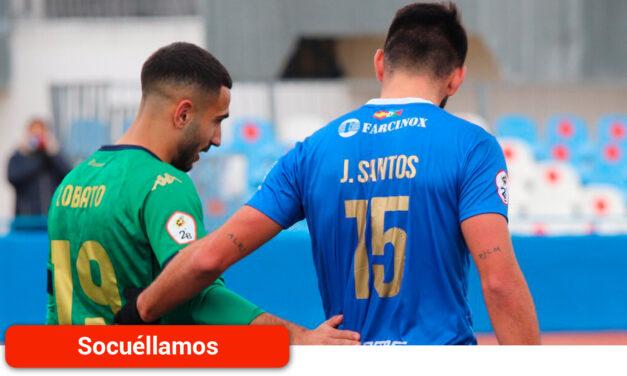 Un punto para la UD Socuéllamos en su partido frente al CF Villanovense