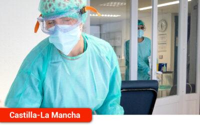 Prosigue el descenso continuado de hospitalizados por COVID-19 en Castilla-La Mancha