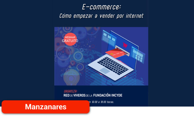 El área de Promoción Económica pone en marcha un Webinar gratuito para iniciarse en la venta por Internet