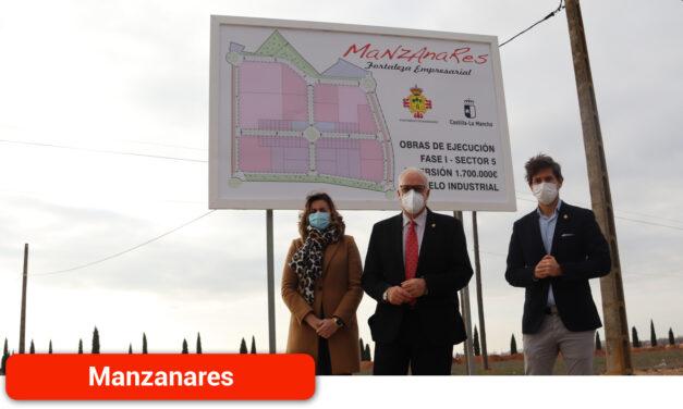 El Ayuntamiento invierte 1,7 millones de euros en la primera fase del polígono del Sector 5