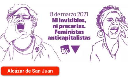 Ni invisibles, ni precarias. Feministas y anticapitalistas