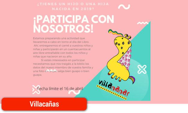 """Se lanza la actividad """"Con un libro bajo el brazo"""", dirigida a los nacidos en 2019"""