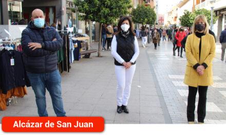 """""""Boulevard Outlet Alcázar"""" sale a la calle para incentivar las compras en el comercio local"""