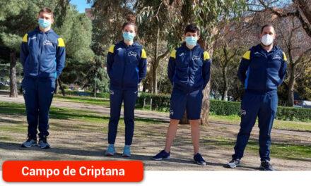 El Club Natación Criptana Gigantes disputa el Control de Marcas Regional de categoría absoluta