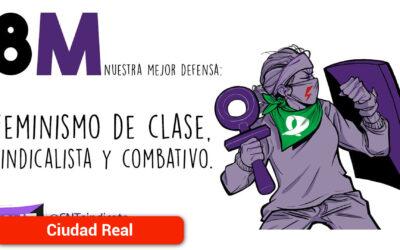 Nuestra mejor defensa: feminismo de clase, sindicalista y combativo