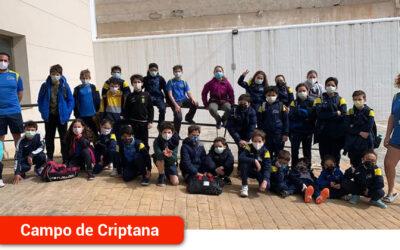 El Club Natación Criptana Gigantes disputó la tercera jornada del Control de Marcas 'Tierra de Gigantes'