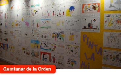 """Arte y música protagonizan una exposición de dibujo en """"La Ermitilla"""""""