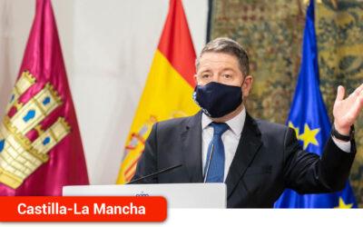 García-Page anuncia una nueva oferta pública de empleo para los años 2023 a 2027