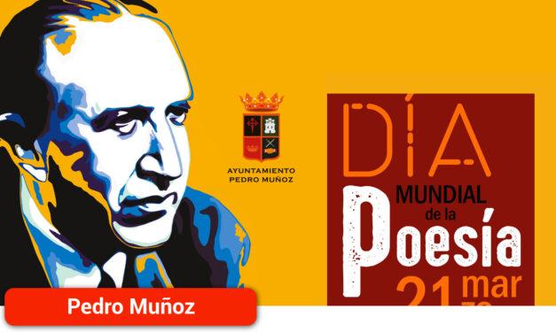 El municipio conmemora el Día Mundial de la Poesía con un homenaje a Pedro Salinas