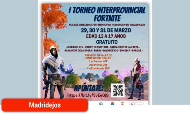 I Torneo Interprovincial FORNITE