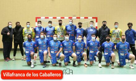 Histórico triunfo del Intercom Balonmano Villafranca