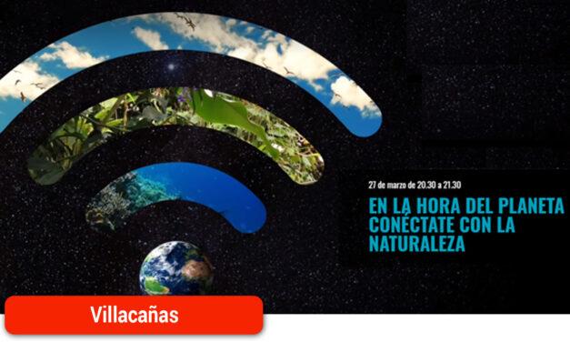 """El municipio se suma un año más a """"La hora del Planeta"""" de WWF"""