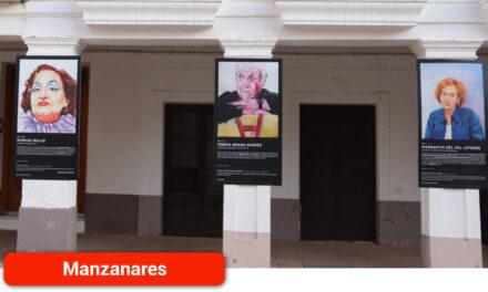 'Mujeres X Mujeres', arte femenino para conmemorar el 8M
