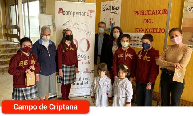 El Colegio Ntra. Sra. Del Rosario colabora con INDEPF adquiriendo numerosos Packs solidarios formados por mascarillas FP2 + gel hidroalcohólico