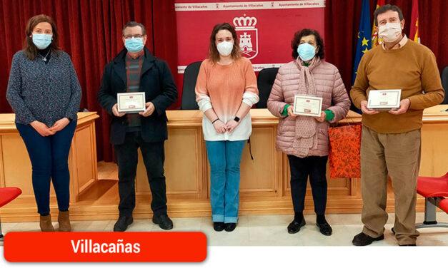 Entregados los premios del Certamen de Cartas de Amor del Centro de Día