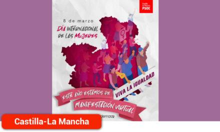 El PSOE lanza una campaña virtual para que el espíritu del 8-M viva en las redes sociales