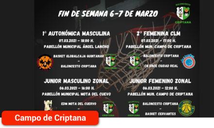 Con el inicio del mes de marzo seguimos con las competiciones federadas de nuestros equipos