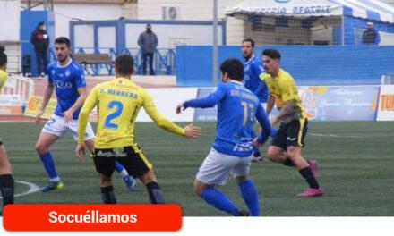 La UD Socuéllamos se lleva el derbi provincial ante el Villarrubia CF por la mínima