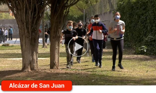 El IES Miguel de Cervantes participa en 'La Vuelta al Mundo' recorriendo más de 48.000 km pasando por Sidney, México o Marrakech
