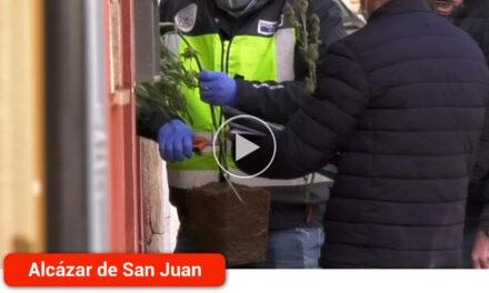 La Policía Nacional detiene a dos personas como presuntas responsables de un delito de tráfico de drogas