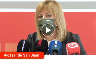 Ana Isabel Abengózar pone en valor las medidas del Gobierno Regional para luchar contra la pandemia