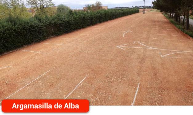 El IES Vicente Cano cuenta con una nueva y amplia zona de aparcamiento de vehículos