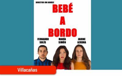 """Una comedia, """"Bebé a bordo"""", segunda obra del 46º Festival de Teatro Aficionado"""