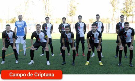 EL CDU Criptanense recupera el liderato tras vencer por la mínima al Atlético Ossa de Montiel