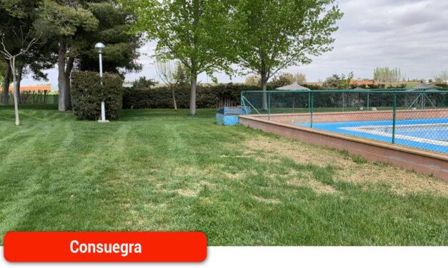 Consuegra acomete el acondicionamiento de la Piscina Municipal previamente a la temporada de verano