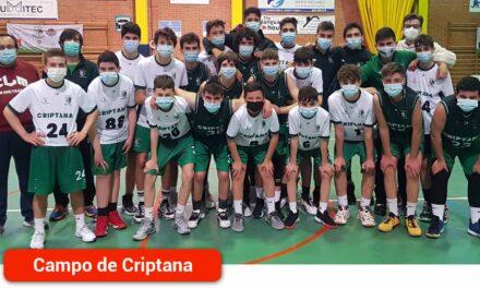 Nueva victoria de los equipos Juniors masculino y femenino de Campo de Criptana