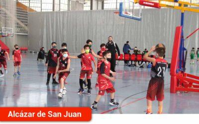La localidad, una de las cinco sedes en el inicio del Circuito Alevín de Baloncesto de Castilla La Mancha