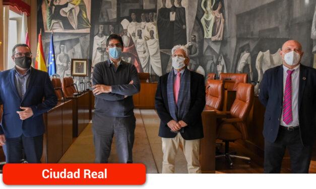 RECAMDER ofrece a Caballero los grupos de acción local como entes colaboradores de la Diputación en el medio rural