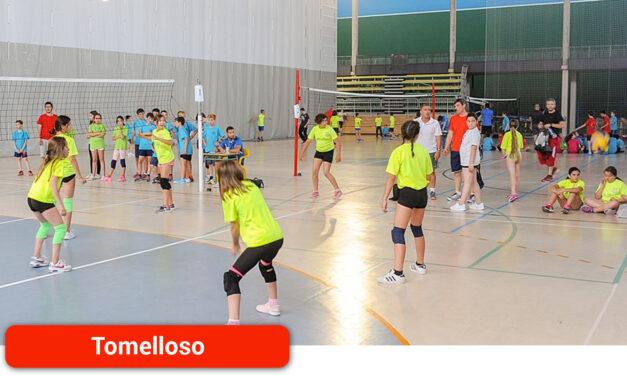 Cerca de 700 alumnos participan en las Escuelas Deportivas de Primavera