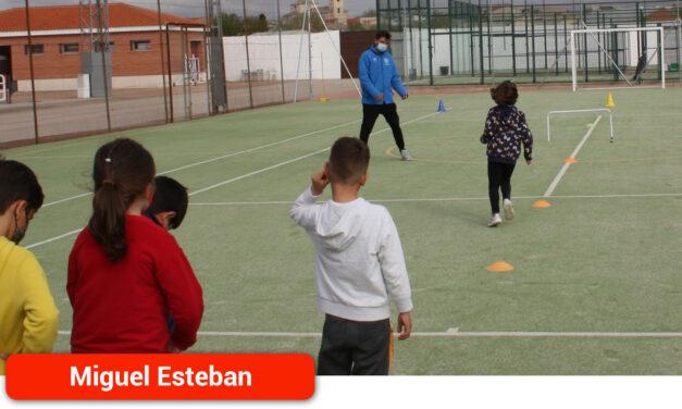Más de 170 niños participan en las Escuelas Deportivas de la localidad