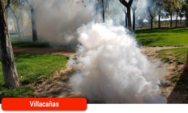 Se adelanta la campaña de fumigación por la temprana presencia de mosquitos