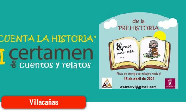 ArqueoVillacañas lanza el I Certamen de Cuentos y Relatos sobre la Prehistoria