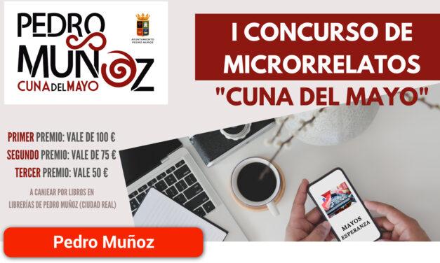 """Convocado el I Concurso de Microrrelatos """"Cuna del Mayo"""" con motivo del Día del Libro"""