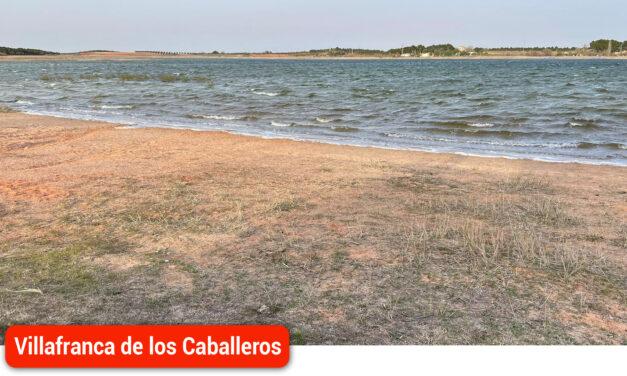 Lagunas Vivas de Villafranca se moviliza este sábado con sus humedales a la mitad de capacidad